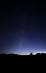 Joshua Tree Photographer (Wiley C) Tags: photographer nightsky joshuatree nationalpark california silhouette milkyway november2018