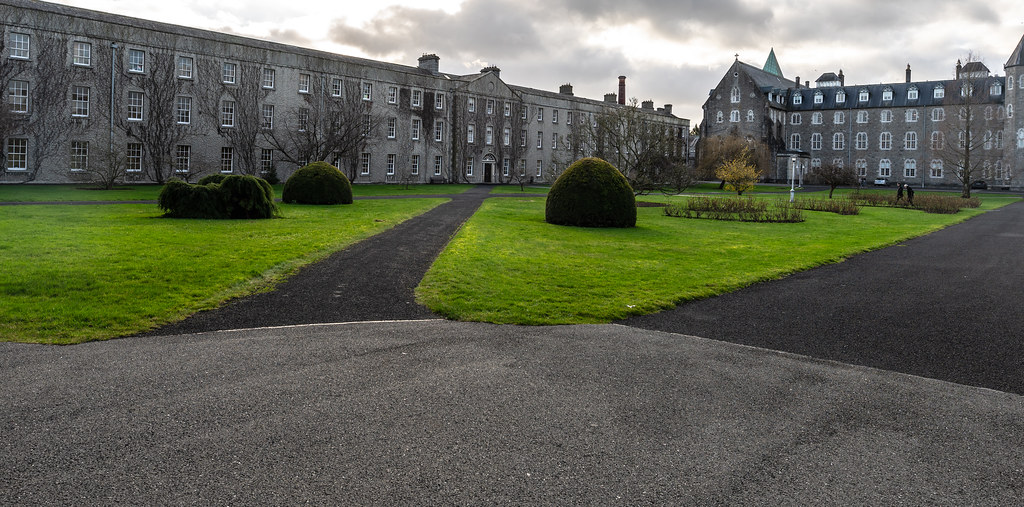 TODAY I VISITED ST. PATRICK'S COLLEGE IN MAYNOOTH [THE NATIONAL SEMINARY OF IRELAND]-147771