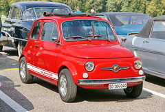Fiat 500 Abarth 595 30.9.2018 4149 (orangevolvobusdriver4u) Tags: 2018 archiv2018 car auto klassik classic oldtimer schweiz suisse switzerland bleienbach fiatitaly fiat italy fiat500 500 abarth 595 abarth595