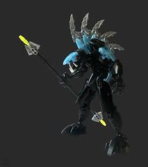 Son of Makuta - Teleport (JakTheMad) Tags: lego moc afol tfol rahkshi bionicle classic teleport makuta son