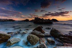 Landscape5 (Greg Sorbier) Tags: landscape rocher cailloux mer seawater longuepose