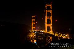 The Iconic Golden Gate (kumagai.atsushi) Tags: bayarea sfbayarea sfbay francisco san sanfrancisco california goldengatebridge goldengate bridge gate golden
