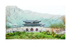 Be back soon ... (basse def) Tags: asia coréedusud seoul palace