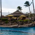 Ka'anapali beach Poolbar Maui Hawaii thumbnail