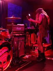 i Nashville Pussy @ Raindogs House (fotomie2009) Tags: music live concert raindogs house savona nashville pussy rock performance italy