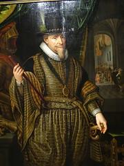 Maurits van Oranje Nassau (Beyond the grave) Tags: art mauritsvanoranjenassau venne adriaenvandevenne venneadriaenvande painting rijksmuseum netherlands holland amsterdam