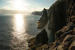 The Faroe Islands (virtualwayfarer) Tags: vágar faroeislands fo travel roadtrip explore goexplore travelphotography landscape landscapephotography nature natural rawnature adventuretravel traveling exploring naturalworld island seaside islands atlantic coastal fjord fjords wild sunset lastlight eveninglight endofday dusk sony sonyalpha a7rii alexberger virtualwayfarer trælanípan