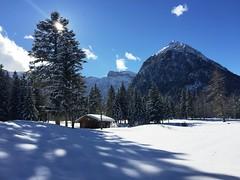 Das 2er im Schnee