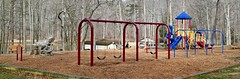 Taking me, holding my hand To the playground wonderland (krossbow) Tags: maryland prince georges county louisefcosca cosca regional park marylandnational capital and planning commission mncppc playground 操场 columpios площадкадляигр pátioderecreio panasonic lumix tz90 zs70 googlemaps google localguides letsguide local guides swings swingset slide