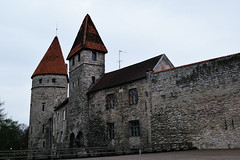 Tallinn (tapiosalmela) Tags: tallinn tallinna estonia medieval architecture tower nikon d3300 vsco film vscofilm pack01