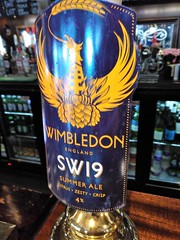 Wimbledon SW19 Summer Ale (Moments captured by Thomas & Sharon) Tags: ale ipa bitter