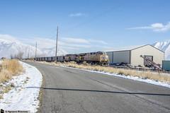 Coal on the Sharp (Utah3002) Tags: coaltrain up sharpsub unionpacific trains railroad railway