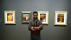 The Hague '19 (faun070) Tags: thehague gemeentemuseum faun070 dutchguy alexejvonjawlensky alexeyvonjawlensky abstracthead