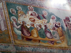 Abbey of Pomposa (Verity Cridland) Tags: pomposa lastsupper apostles