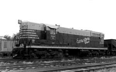 CB&Q SD7 407 (Chuck Zeiler48Q) Tags: cbq sd7 407 burlington railroad emd locomotive lincoln train dickrumbolz chz