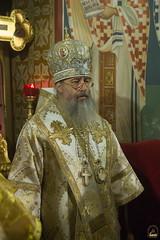 017. Божественная литургия в Киккском монастыре 03.11.2018