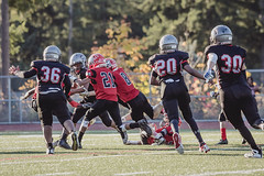 2018WP7-NWCOUGHM1889 (sumnervalleywolfpack) Tags: action activity athletics daylight football footballorganization outdoorsports outdoors performance practice recreation sportsgame sportsphotography teambuilding teamplayer teamspirit teamsports washingtonfootball wolfpack youthsports 98390 washington usa
