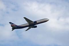 8.5.2013 Berlin SXF Aeroflot Boeing 767-300 (rieblinga) Tags: berlin sxf flughafen schönefeld 852013 boeing 767300 aeroflot start