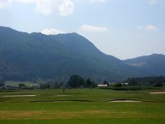 Golfplatz in Grassau (christophrohde) Tags: grassau bayern golfplatz