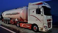 D -Kielholz & Rybicki DAF XF 106 SSC (BonsaiTruck) Tags: kielholz rybicki daf lkw lastwagen lastzug silozug truck trucks lorry lorries camion caminhoes silo bulk cizterne powdertank