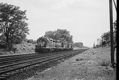 CB&Q GP30 960 (Chuck Zeiler48Q) Tags: cbq gp30 960 burlington railroad emd locomotive naperville train chuckzeiler chz