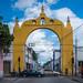 2018 - Mexico - Merida - Del Puente Arch