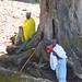 Pilgrims, Lalibela, Ethiopia