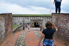 DEH_8369 (sobca) Tags: fortmacon statepark nc museum civilwar boguebanks atlantic ocean csa usnationalregisterofhistoricplaces northcarolina