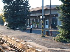 Prague Krc - 10-10-2018 (agcthoms) Tags: czechrepublic prague praha station railways trains cd ceskedrahy czechrailways krc