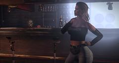 ¨Last Shot¨ (by Any Bergan) Tags: redgirl nuno rebelgal doux kibitz idtty inthecool inthesquad
