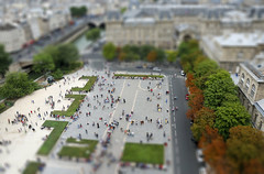 notre dame_tiltshift (fp76.it) Tags: matchpointwinner mpt679