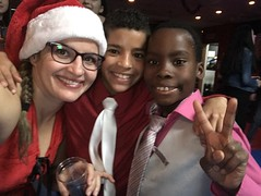 Célébration du Party de noël - Karaté Laval - Samedi 15 décembre 2018