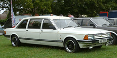 Ford Granada Coleman Milne Limousine 1982 P1420982mods (Andrew Wright2009) Tags: saffron walden essex england uk historic heritage vehicle classic cars automobiles ford granada colemanmilne limousine 1982