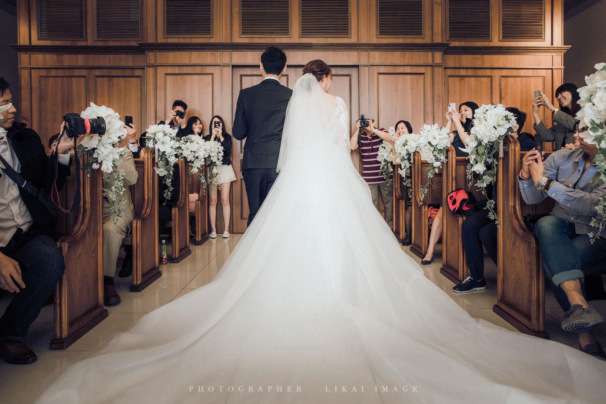 婚禮紀錄 - Sylvia & Eric - 翡麗詩莊園