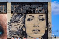 Urban art @ The Powerhouse , Geelong (SuzieAndJim) Tags: suzieandjim graffiti urban melbourne geelong portrait urbanart streetart