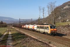 SNCF BB 26234 (Bradley Morey) Tags: sncf bb 26000 26234 sybic béon culoz ambérieu albertville alstom fret rff trainspotting train photography