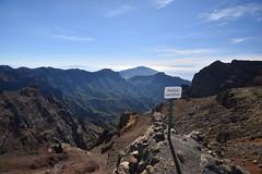 National Park (PLawston) Tags: spain canary islands la palma roque de los muchachos parque nacional caldera taburiente sign