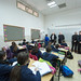 Visit to the Sisters of Nazareth High School in Haifa
