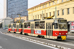 BTS_7921_201811 (Tram Photos) Tags: ckd tatra t6a5 bratislava dopravnýpodnikbratislava dpb strasenbahn tram tramway električková mhd električka