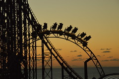 Silhouetted Icon Train (CoasterMadMatt) Tags: pleasurebeachblackpool2018 blackpoolpleasurebeach2018 pleasurebeachblackpool blackpoolpleasurebeach pleasurebeach blackpool pleasure beach vampirebeach2018 vampirebeach vampire pepsimaxbigone thebigone bigone big one icon newridefor2018 newrollercoasterfor2018 newfor2018 sunset sunsets silhouette silhouettes silhouetted orangesky fadinglight fading light ride rides rollercoaster rollercoasters roller coaster coasters englishrollercoasters rollercoastersinengland amusementpark themepark amusement park theme parks englishamusementparks amusementparksinengland fairground funfair fyldecoast fylde coast lancashire lancs northwestengland england britain great greatbritain gb unitedkingdom united kingdom uk europe october2018 autumn2018 october autumn 2018 coastermadmattphotography coastermadmatt photos photographs photography nikond3200