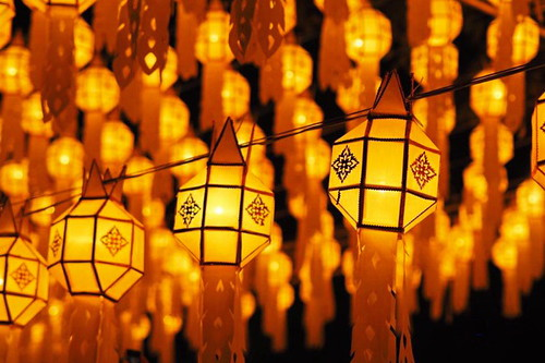 Events Schedule Confirmed for 2018 Chiang Mai Loy Krathong Festival!