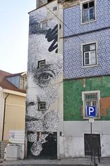 Lisboa - street art (jaime.silva) Tags: lisboa lisbon lisbonne lissabon lisszabon lisabona lisbona lisabon lisabonos lissaboni lissabonin lisabonas lizbon lizbona lizbonska portugal portugalia portugalsko portugália portugalija portugali portugale portugalsk portogallo portugalska portúgal portugāle painting paint spraypaint spraypainting muralpainting spray mural publicart art arte arts arteurbana urban urbanart streetart streetartist wall wallart danieleime eime
