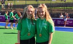 charlotte ellis gold medals school games