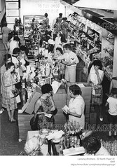 1961 lansing brothers (albany group archive) Tags: albany ny history 1961 lansing brothers china glassware north pearl street gift store 1960s old vintage photos picture photo photograph historic historical