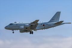 Kawasaki P-1 - 08 (NickJ 1972) Tags: atsugi airbase air base jmsdf japan 2018 aviation kawasaki p1 5517