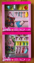 New at Walmart (Foxy Belle) Tags: barbie pioneer woman play set kitchen accessories