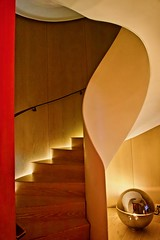 Helix Stair - The New York Edition Hotel