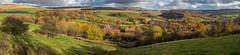 Autumn panorama (Maria-H) Tags: panorama view glossop derbyshire highpeak pennines olympus omdem1markii panasonic 1235