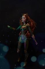 In The Deep Abyss (MaxxieJames) Tags: mera aquaman dc dcu atlantis barbie mattel doll collector justice league