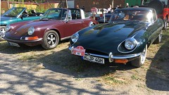 Jaguar E-Type Six FHC (Transaxle (alias Toprope)) Tags: